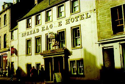 [PIX OF SPREAD EAGLE HOTEL]